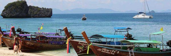 Sådan planlægger du rejsen til Thailand