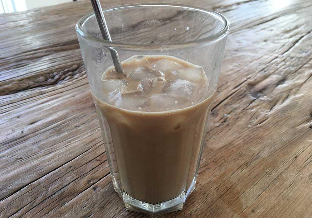 Opskrift på Vietnamesisk iskaffe